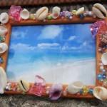 夏休みのおたすけ自由研究★ハンドメイドで自分だけの宝物Vol.2 貝殻のフォトスタンド