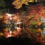 醍醐寺の紅葉2013 見ごろ時期とおすすめスポット