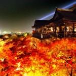 清水寺の紅葉2013 見ごろ時期とおすすめスポット