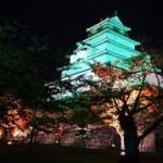鶴ヶ城の紅葉2013 見ごろ時期とおすすめスポット