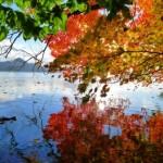 洞爺湖周辺の紅葉2013 見ごろ時期とおすすめスポット