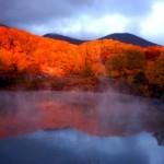 八甲田山の紅葉2013 見ごろ時期とおすすめスポット