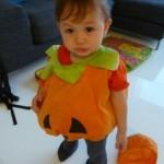 ハロウィンかんたん手作り衣装の作り方 赤ちゃん用