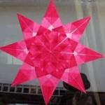 折り紙で作るクリスマス用飾り☆オーナメント三種