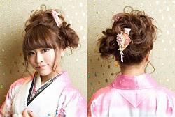 花嫁 髪型 エラ