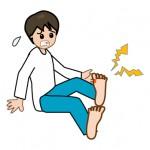 足の指の痛みや腫れ、何が原因?症状と治療法は?