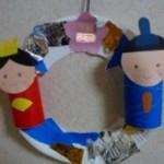 ひな祭り工作★子供と作ろう!紙皿で出来る、簡単で可愛いおひなさまの作り方