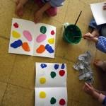 孫から祖父母へ贈る手作りバースデーカードの作り方★まだ字が書けない小さな子供でも簡単!