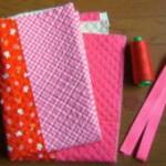 入園準備★手作りキルティングレッスンバッグの簡単な作り方