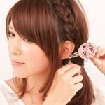 小学生向け卒業式の可愛い髪型★人気の編み込みヘアが自宅で簡単にできる!