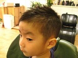 最新のヘアスタイル 男の子 小学生 髪型 : 小学生の入学式の髪型(男の子 ...