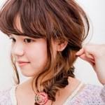 小学生向け卒業式の髪型★ミディアムヘアの可愛いアレンジカタログ