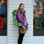 レディースアウトドアファッション2014春★街着にも使える今年風の着こなしは?