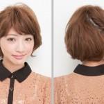 小学生向け卒業式の髪型★ショートカットの可愛いアレンジカタログ