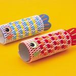 鯉のぼりを手作りしよう★子どもと一緒に作れる簡単な作り方特集!【2】