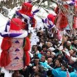 秋田の「梵天祭り(ぼんでんまつり)」とは?由来や見どころを知ってお祭りをもっと楽しもう!