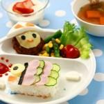 こどもの日の離乳食レシピ【1】一歳児向け可愛い初節句メニューの作り方!