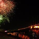 米津の川まつり花火大会2014の日程と見どころは?駐車場情報と場所取りのコツを徹底解説!