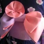 浴衣の帯の結び方【女の子編】可愛いくて簡単なアレンジで、お祭りでも大注目!