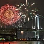 東京湾大華火祭2014の打ち上げ場所と有料席チケット情報!無料穴場スポットは?