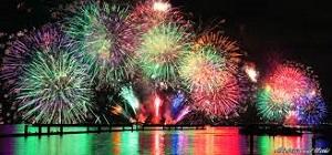 びわ湖大花火大会2014の日程と有料観覧席情報!無料穴場スポットは?