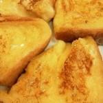 冷凍パンを美味しく食べるレシピ!フレンチトーストだけじゃない!?
