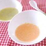 冷凍人参を使った離乳食の簡単で美味しいレシピ集!
