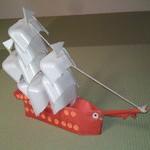 小学生の夏休み自由研究おすすめ工作★船の簡単な作り方 part1