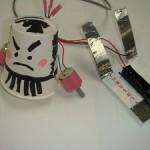 小学生の夏休み自由研究おすすめ工作★ロボットの簡単な作り方 part2