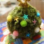 手作りクリスマスツリーの作り方★100均の材料で簡単可愛いツリーを作ろう!