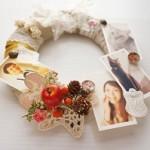 手作りクリスマスリースの作り方★家族の写真や香るスパイスで世界に一つだけのリースを作ろう!