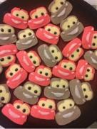 ホワイトデーのお返しに!子供でも作れるカーズのキャラデコクッキーレシピ