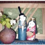 ひな祭り飾り★お雛様をトイレットペーパーの芯で簡単手作りしよう!