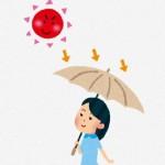 最も効果的な日傘の選び方ガイド☆日傘の寿命はどれくらい?