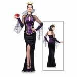 ディズニーハロウィン2015はヴィランズの手作り仮装で!大人向け☆白雪姫に出てくる女王の衣装の作り方