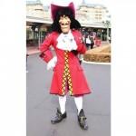 ディズニーハロウィン2015はヴィランズの手作り仮装で!大人向けフック船長の衣装の作り方