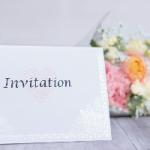 晴れの結婚式の招待状!親族のみの式の書き方とマナーは?おすすめ文例も!