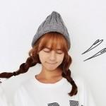 【ロングヘア・初心者向け】ニット帽を使ったヘアアレンジ7選!