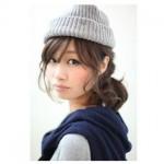 【ミディアムヘア・初心者向け】ニット帽を使ったヘアアレンジ7選!