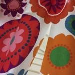 IKEAでDIY!布を使って簡単に手作りできるのれんの作り方♪