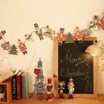 100均で簡単に手作りできるクリスマスガーランドのアイディア7選!part1