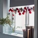 100均の材料をフル活用して簡単に手作りできるクリスマスガーランドアイディア集★