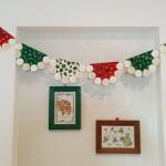 100均で簡単に手作りできるクリスマスガーランドのアイディア7選!part5