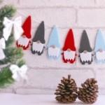 100均で簡単に手作りできるクリスマスガーランドのアイディア7選!part3