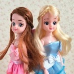 【子どもが夢中になる!100均ダイソーのおもちゃ】女の子はエリーちゃんがおすすめ!