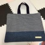 【小学校の入学準備】子どもの好きな布で絵本袋を簡単に手作りしてみよう!