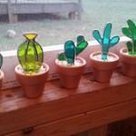 【ステンドグラス風インテリア】100均のガラス絵の具で簡単に手作りできる!part4