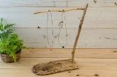 材料費タダ!流木でDIYをして手作りインテリアを楽しもうpart3