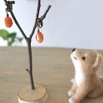 【材料費ゼロ!秋の手作りインテリア】拾った小枝で簡単に★アートDIYの作り方 part 3