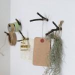 【材料費ゼロ!秋の手作りインテリア】拾った小枝で簡単に★アートDIYの作り方 part 1